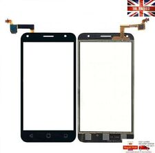 "Replacement Alcatel One Touch Pixi 4 (5"") 3G 5010 5010x Touch Screen Lens BLACK"