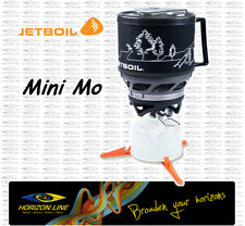 JETBOIL Mini Mo - Jet Boil Fast Compact Hiking Camping Gas Stove Cooking Minimo