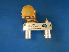 300-11348 Radio Frequency Switch New Old Stock 26.4 Volt