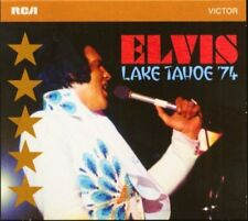 ELVIS LAKE TAHOE '74<>LIVE<>5/25 DS & 5/26 DS 1974<>2017 FTD 2CD's<>NEW<>SEALED