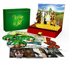 The Wizard of Oz: Limited Edition Anniversary Collection (4K Ultra HD + CD)