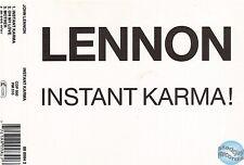 JOHN LENNON INSTANT KARMA MAXI CD beatles 88 0084 2