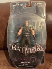 DC Direct Batman Arkham City Series 3  Ra's al Ghul Action Figure