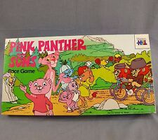 Pink Panther and Sons Race Board Game Vintage Boardgame 1985 Warren