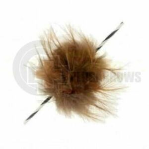 Bearpaw Beaver Puff String Silencer for Archery Compound, Recurve and Long Bow