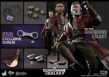 EXCLUSIVE HOTTOYS MMS255 STAR LORD 1/6 Guardians of the Galaxy Star Lord Special
