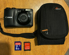 Canon PowerShot A1200 Digital Camera w/case and SD card