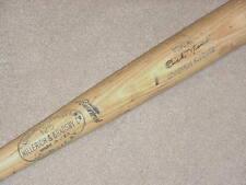 Dick Nen H&B Game Used Bat Washington Senators Dodgers Cubs