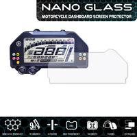 Yamaha MT-10 / FZ-10 (2016+) NANO GLASS Dashboard Screen Protector