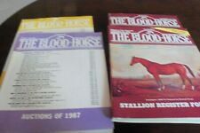 Blood Horse race horse magazines 1988 complete year