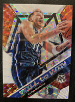 2019-20 Panini Mosaic Prizm Luka Doncic Will to Win #13 Dallas Mavericks