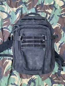 First Tactical Specialist Half-Day Backpack Security Nylon MOLLE Rucksack Black