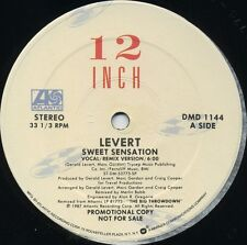 LEVERT Sweet Sensation (1987 U.S. 4 Track Promo 12inch)
