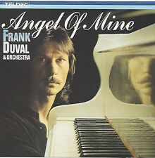 FRANK DUVAL & ORCHESTRA / ANGEL OF MINE * NEW CD * NEU *