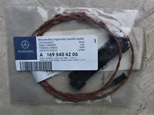 Original Mercedes Kabelsatz A1695404206 NEU - OVP
