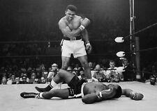 Muhammad Ali vs Sonny Liston Poster v2 17x12