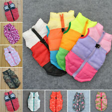 Small Dog Pet Warm Cat Coat Jacket Clothes Winter Clothing Puppy Costume Apparel