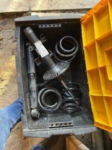 vw transporter t6 suspension