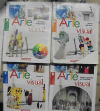 ARTE VISUAL OPERA COMPLETA (IN 4 VOLUMI con Cd) PER MEDIE - AAVV - DE AGOSTINI