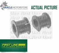 NEW FIRST LINE FRONT ANTI-ROLL BAR STABILISER BUSH KIT OE QUALITY - FSK7037K