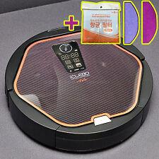 iClebo Arte Ycr-M05-10 Intelligent Robot Vacuum Cleaner /Modern Black +Catch Mop