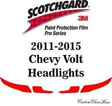 3M Scotchgard Paint Protection Film Pro Series Headlights 2011 2015 Chevy Volt