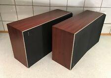 Bang & Olufsen Beovox S30 Vintage Design Stereo Speakers Palisander GREAT Cond.>