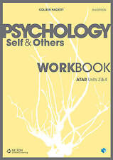 Psychology: Self & Others Workbook Atar Units 3 & 4 by Colleen Hackett