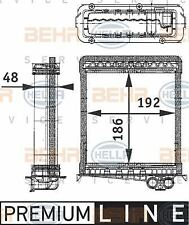 8FH 351 311-751 HELLA Heat Exchanger  interior heating