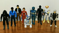 "CHOOSE nice - good STAR WARS 3 3/4"" Action Figure KENNER Empire ESB 1980 vintage"