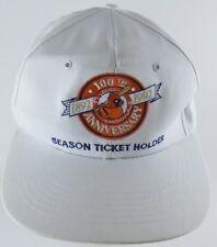 St Louis Cardinals 100th Anniversary 1992 Snapback Cap Hat Season Ticket Holders
