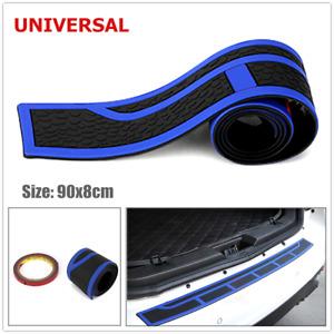 """35""""SUV Car Rear Bumper Edge Sill Cover Scuff Plate Guard Scratch Protector Strip"""