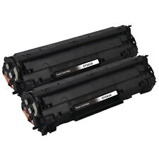2PK CF283A (83A) Black Laser Toner cartridge for HP LaserJet Pro MFP M127fw New