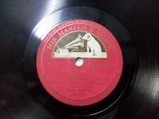 "NATIKOJI  NEPALI TRADITIONAL SONG N 80108 RARE 78 RPM RECORD 10"" INDIA VG+"