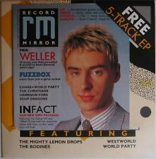 1987 Mag+LP: M.Lemon Drops, Bodines, W.Party, P.Weller