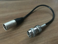Reslo Ribbon Microphone XLR Cable - Reslosound