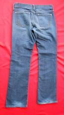 OLD NAVY ~ THE FLIRT ~ Blue Jeans Jean Pants Mid Rise Boot ~ Size 6R ~ 6 REGULAR