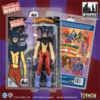"DC Super Friends Legion of doom Retro Styled TOYMAN 8"" inch Figure NEW!"