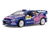 SUNSTAR 4697 PEUGEOT 307 WRC model rally car  Snobeck  Mondesir RAC Rally 1:18th