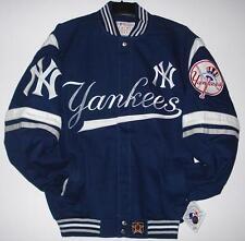 MLB Authentic New York Yankees Cotton Twill Jacket  JH Design XXXXXXL