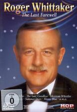 DVD NEU/OVP - Roger Whittaker - The Last Farewell