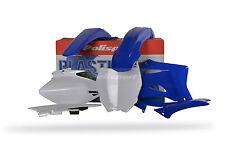 YAMAHA YZF Plastic Kit Polisport  YZF25F /450 F 06 - 09 OEM  Blue