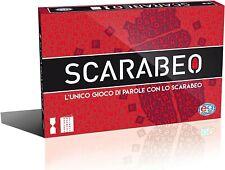 Editrice Giochi - Scarabeo Parole Gioco da Tavolo Classico Multicolore 6033993