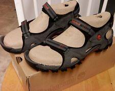 NEW Mens Timberland Trailwind Sport Sandals Shoes / Dark Grey / Sz 8 / 96182