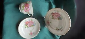 OLD ENGLISH TRIO, Johnson Bros, Made in ENGLAND. English Rose & Forget-me-nots
