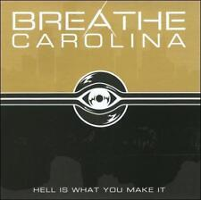 Hell Is What You Make It by Breathe Carolina (CD, Jul-2011, Fearless Records)