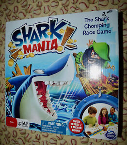 Shark Mania Replacement Pieces & Parts 2014 Spin Master