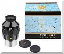 """EXPLORE SCIENTIFIC 82° Ar Okular 24mm (2"""")"""