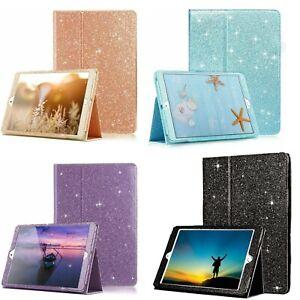 Glitter Flip Case Cove For Apple iPad Air 9.7 ipad air2 iPad 10.2 8th/7th (2020)