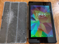 Google Nexus 7 Tablet Android - 2012 model